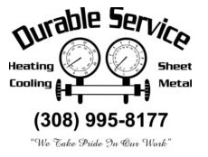 Durable Service  Logo